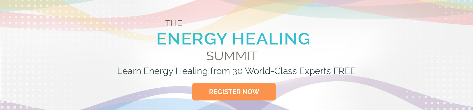 The Energy Healing Summit - Register Now