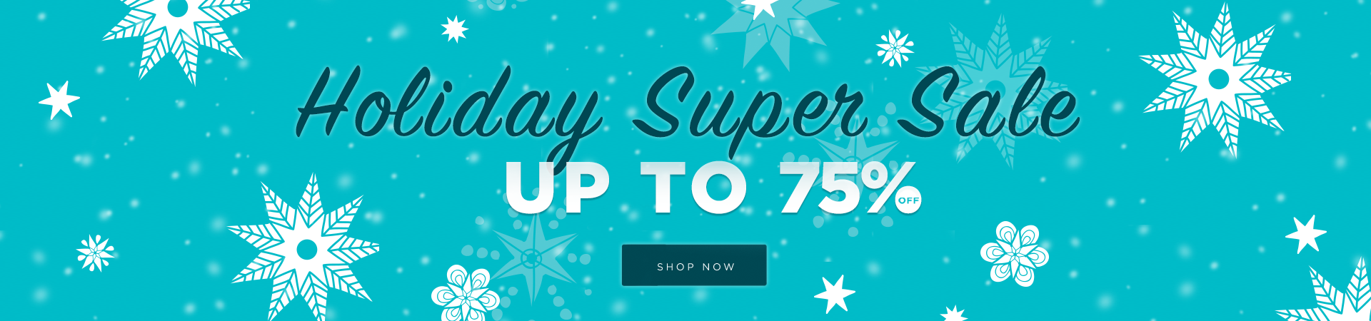 Holiday Supersale